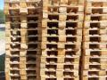Pallets 1200 * 800 with heat treatment