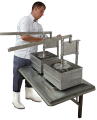 Оборудование по производству сыров 100л, 200л, 250л,  300л, 350л, 500л, 1000л, 2000л, 3000л и более