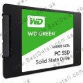 "Накопитель SSD 2.5"" 120GB Western Digital"