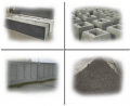Blocks base (crushed stone)