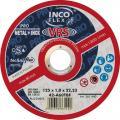 Диски для ручной резки СТАЛЬ+inox VRS 115х1,6х22,23 – 42