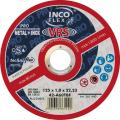 Диски для ручной резки СТАЛЬ+inox VRS 125х1,0х22,23 – 42