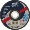 Диски для ручной резки СТАЛЬ+inox VRS 125 x 6,0 x 22,23 – 27