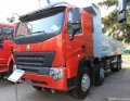 Грузовик Sinotruk-Howo A7 Dump Truck 8×4