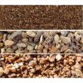 Fire-resistant ground materials