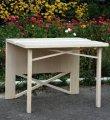 Table of wood Tesli