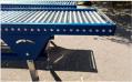 Roller conveyor NDE