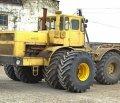 Комплект передніх додаткових коліс на трактори К-700