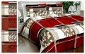 Ткань Бязь Gold UXT-312-red