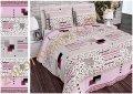 Ткань Бязь Gold UXT-490-2-pink