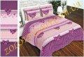 Ткань Бязь Gold Uxt-589-3-Violet