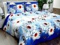 Ткань Бязь Silver для постельного белья Uxt-412-2-Blue
