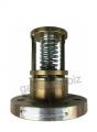"""Донный клапан гидравлический 2"""" Gaslin для газовых цистерн, полуприцепов-газовозов, емкостей и арматуры ГНС, СУГ, LPG, пропана-бутана, сжиженого газа, слива-налива, хранилищ газа"""