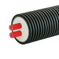 Теплоизолированные трубы AustroPUR double 75х75/240 мм (Австрия)