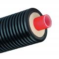Теплоизолированные трубы AustroPUR изоляция пенополиуретан 110/200 мм производство Австрия