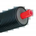 Теплоизолированная труба AustroISOL одинарная 90/200 мм (Австрия)