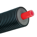 Теплоизолированная труба AustroISOL одинарная 90/175 мм (Австрия)