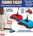Механический веник для домашней уборки Turbo Tiger Турбо Тайгер