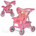 Детская коляска для кукол Melogo 9337 ET/005