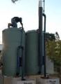 Установка ДЕМАГНУМ (DEMAGNUM) 100м.куб/день гидроавтоматическая, самопромывающаяся установка для безреагентной очистки артезианской воды, в т.ч от ионов марганца