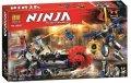 """Конструктор Ninja Bela 10805 (аналог Lego Ninjago 70642) """"Киллоу против Самурая Икс"""", 565 деталей"""