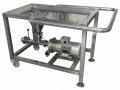 Блендер по смешиванию сыпучих веществ в потоке жидкости БС 1500/3000