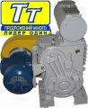Vacuum pumps AVZ-20 d