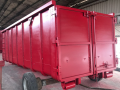 Containers for construction waste