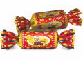 Глазированные конфеты с дробленным арахисом и ароматом ванили БАБУШКИНЫ ЛАКОМСТВА