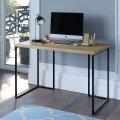 Письменный стол Fenster Вега 1 Бук 75,5x120x60,5