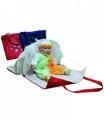 Сумка-коврик предназначен для детей до трех лет