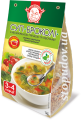 """Суп """"Брокколи"""" с нежаренной гречкой и овощами, 0,09 кг"""