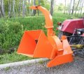 Измельчитель веток Cyklon, щепорез для трактора (до 130 мм) с гидравликой