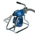 Спиральная машина с электрическим приводом для канализационных труб Victor (Rioned)