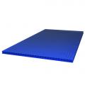 Поликарбонат сотовый ULTRAMARIN 8мм Синий, 2100*6000