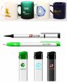 Сувенирная продукция: нанесение логотипов на чашки, ручки, футболки, брелки, зажигалки и.т.д.