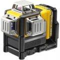 Лазер линейный 3-х плоскостной DeWALT DCE089D1R