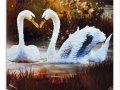 Набор для вышивки крестом Pasportu Вечная Любовь 73 х 63 см (373-37010732)