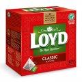 Чай в пакетиках пирамидках Loyd Classic, 2г*20шт