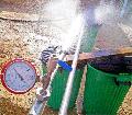 Аэратор-дегазатор Jet для безреагентного увеличения pH артезианской воды, редокс-потенциала, окисление ионов, аэрация, дегазация воды (жидкости)