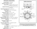 Сенсор  CO тип A3F/F и A5F