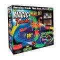 Гоночная трасса конструктор Magik Tracks 360 деталей + 2 машинки