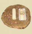 Екологічно чистий козячий сир бюш білий у Дніпропетровську