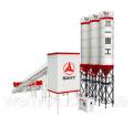Бетоносмесительная установка производительность 90 м3/ч, емкость 1500л