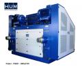 Плющильная установка HUM, модель FS 613- 816- 821 формирования хлопьев масличных культур