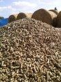 Линия для изготовления пеллет из тюков соломы на базе пресс-гранулятора ОГМ-1,5