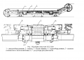 Запасные части к комбайнам очистным 1К101, УКД 200-250, РКУ-10, РКУ-13