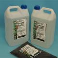 Биопрепарат для предпосевной обработке семян Ризогумин, соя