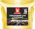 Суп гороховий з сухариками, 0,43 кг