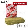 Минеральная вата ROCKMIN (Рокмин) 50*600*1000, уп. 10,8 кв.м